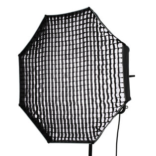 Octagonal Softbox inclusive Eggcrate SB-DN1200C-O-EC for Dyno 1200C