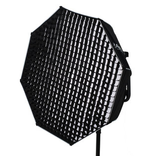 Octagonal Softbox inclusive Eggcrate – SB-DN650C-O-EC