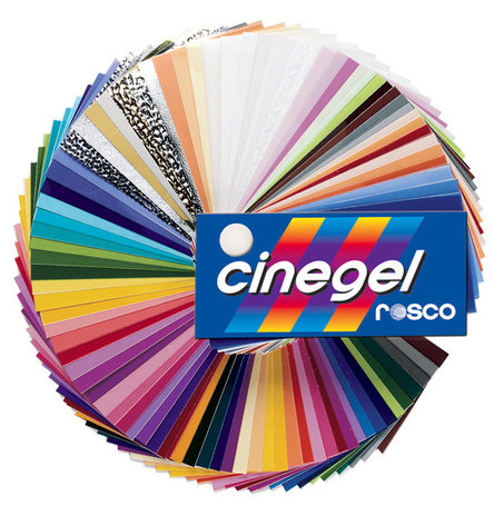 Rosco Cinegel Filters
